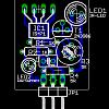 Bestückungsplan des regelbaren IS471 Abstandssensor