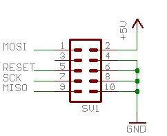 ISP 10-polig