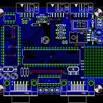 SJA1000 Testboard (Platine)