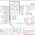 SJA1000 Testboard (Schaltplan)