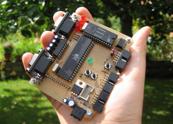 SJA1000 Testboard