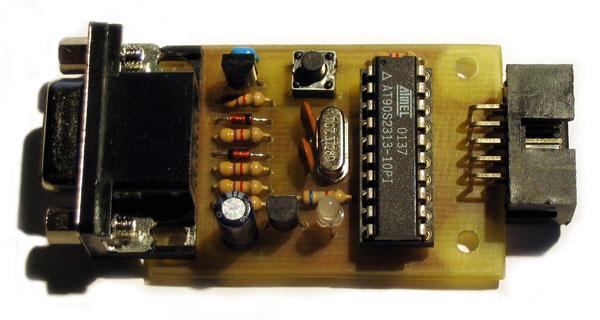 AN910 Programmer