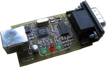 USB-zu-Seriell-Konverter