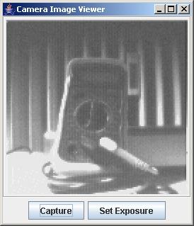 Screenshot des Camera Image Viewer